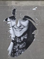 A Smile (took in Paris)