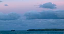 Art of sunset. St. Ives