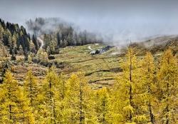 Dolomites Italy Passo Giau