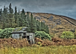 Scotland Near Glen Coe