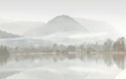 Watercolour Lake District