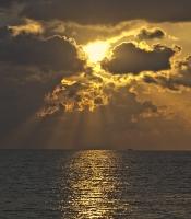 Sunset South Cyprus